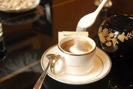 coffe and cream